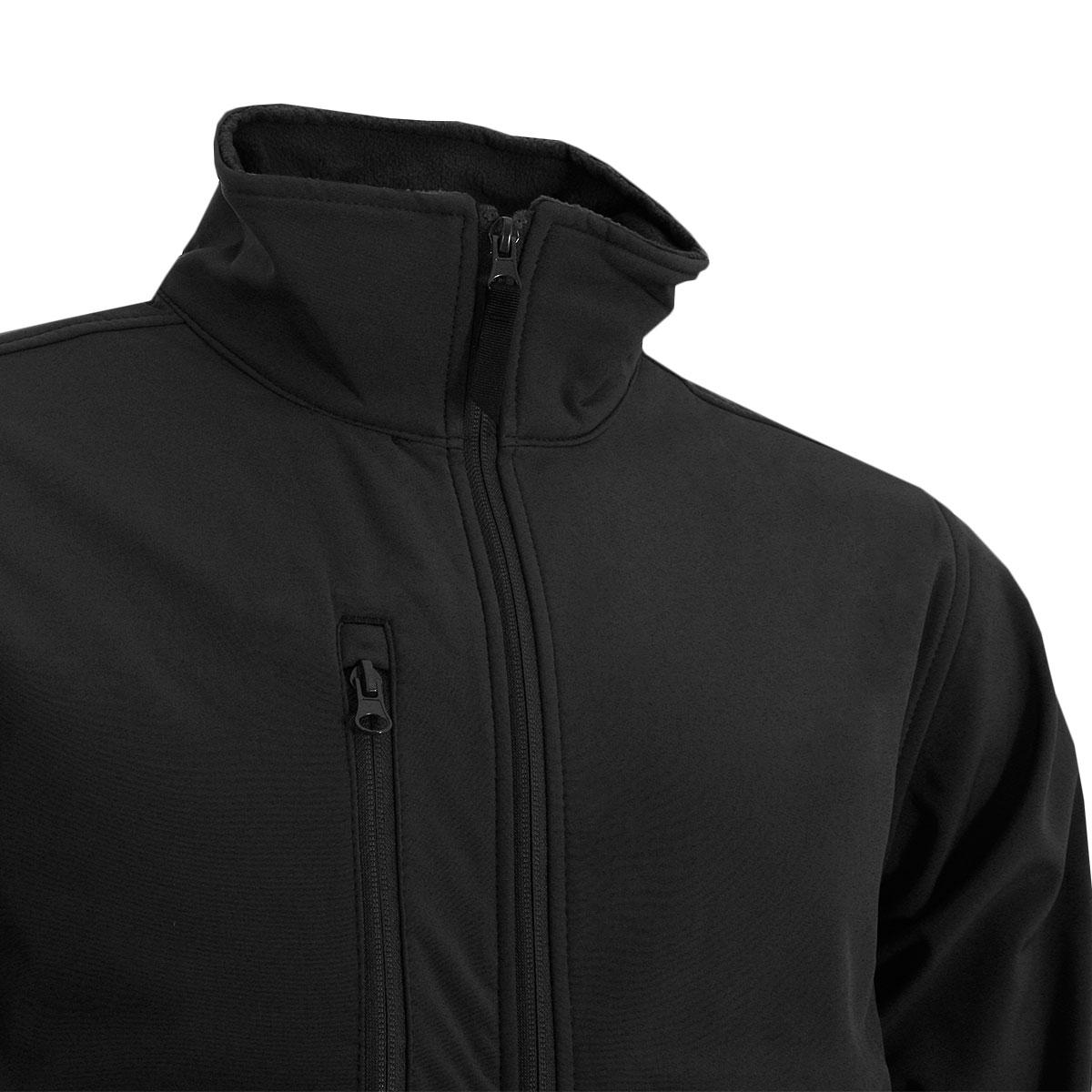 Regatta-Mens-Void-Softshell-Water-Repellent-Windproof-Jacket-60-OFF-RRP thumbnail 4