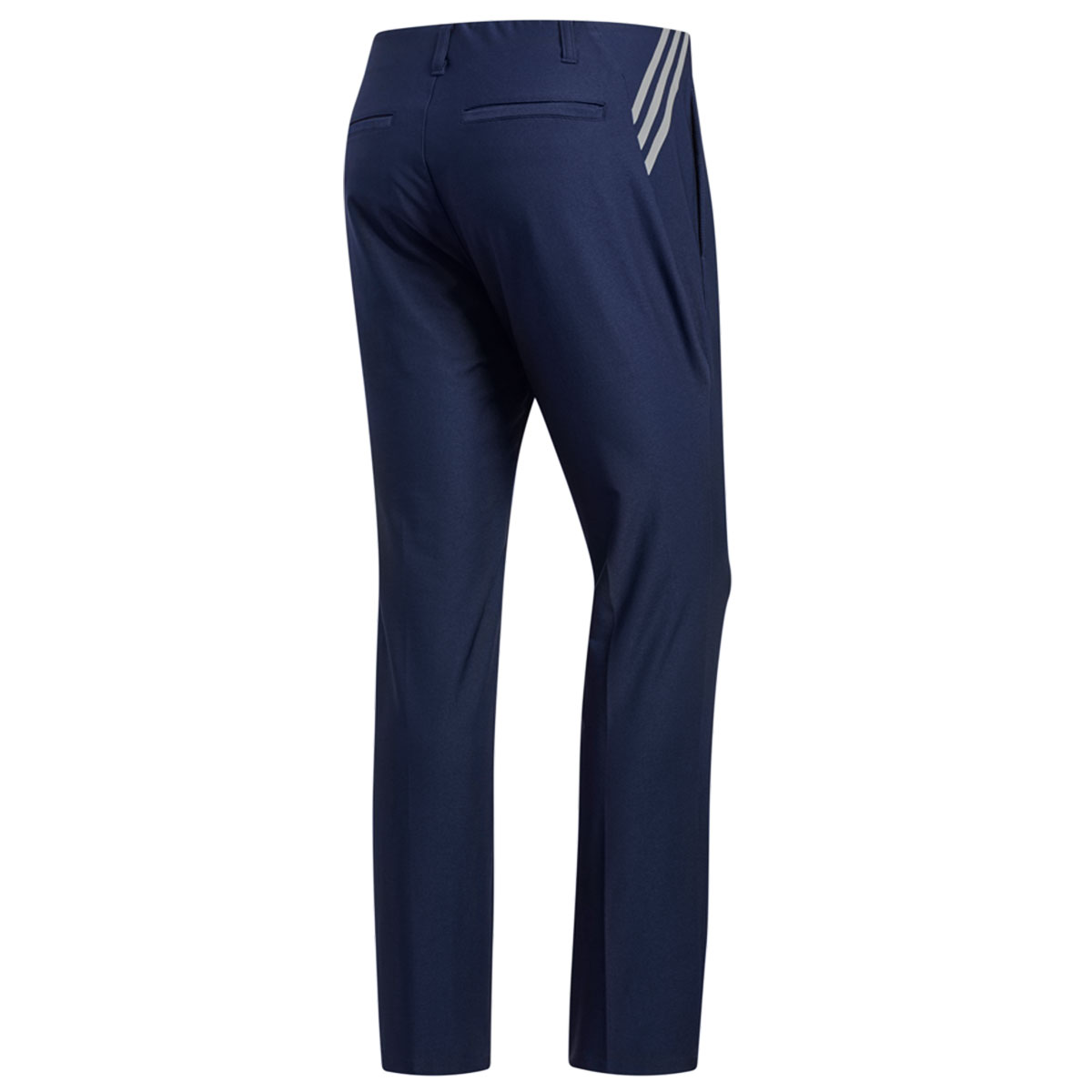 adidas-Golf-Mens-2019-Ultimate365-3-Stripes-Tapered-Water-Resistant-Trousers thumbnail 9
