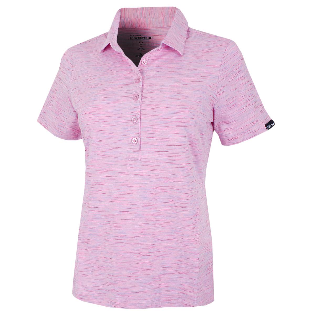 Skechers Golf Womens Space Dye Cotton