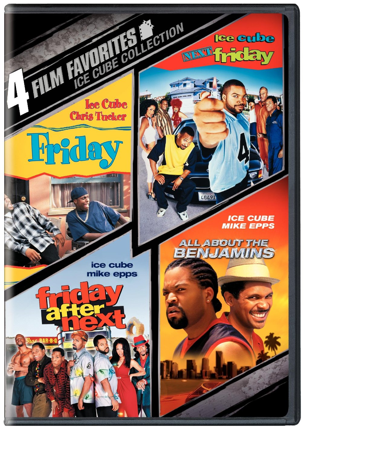 4 film favorites ice cube benjamins friday next friday after