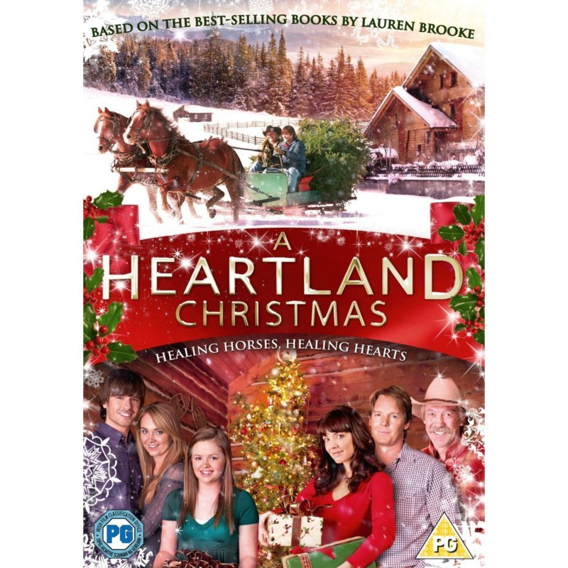 Christmas In The Heartland.Details About A Heartland Christmas Amber Marshall New Dvd Region 4