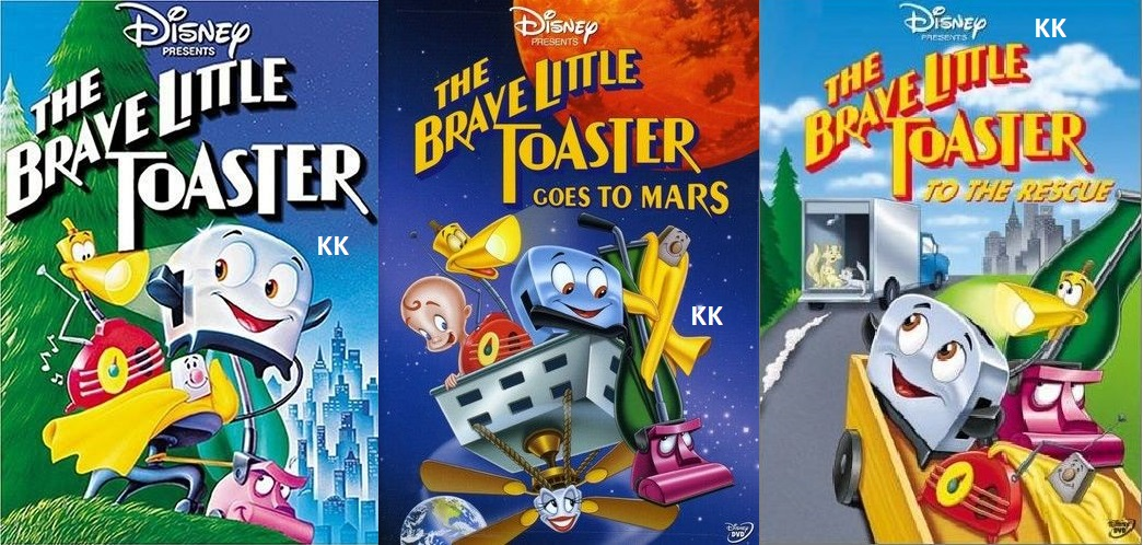 The brave little toaster goes to mars full movie