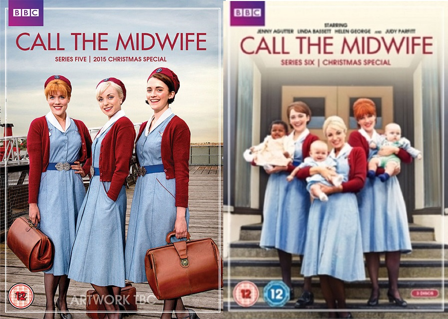 Call The Midwife Season 5 Christmas Special.Details About Call The Midwife Series 5 6 Season Five Six Region 4 Dvd New
