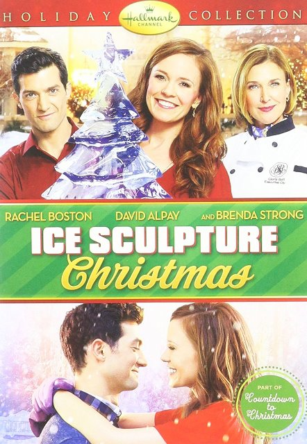 Ice Sculpture Christmas.Details About Ice Sculpture Christmas Hallmark Channel Region 1 Dvd New