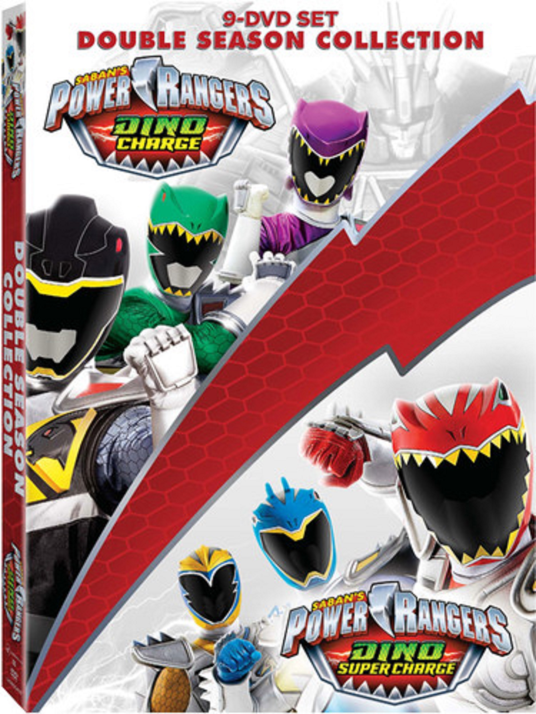 - Power Rangers Dino Charge And Dino Super Charge Collection & New