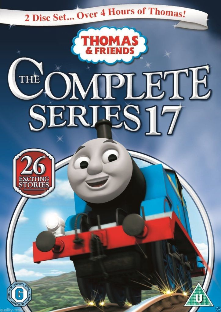 Thomas The Tank Engine And Friends Season 17 Series