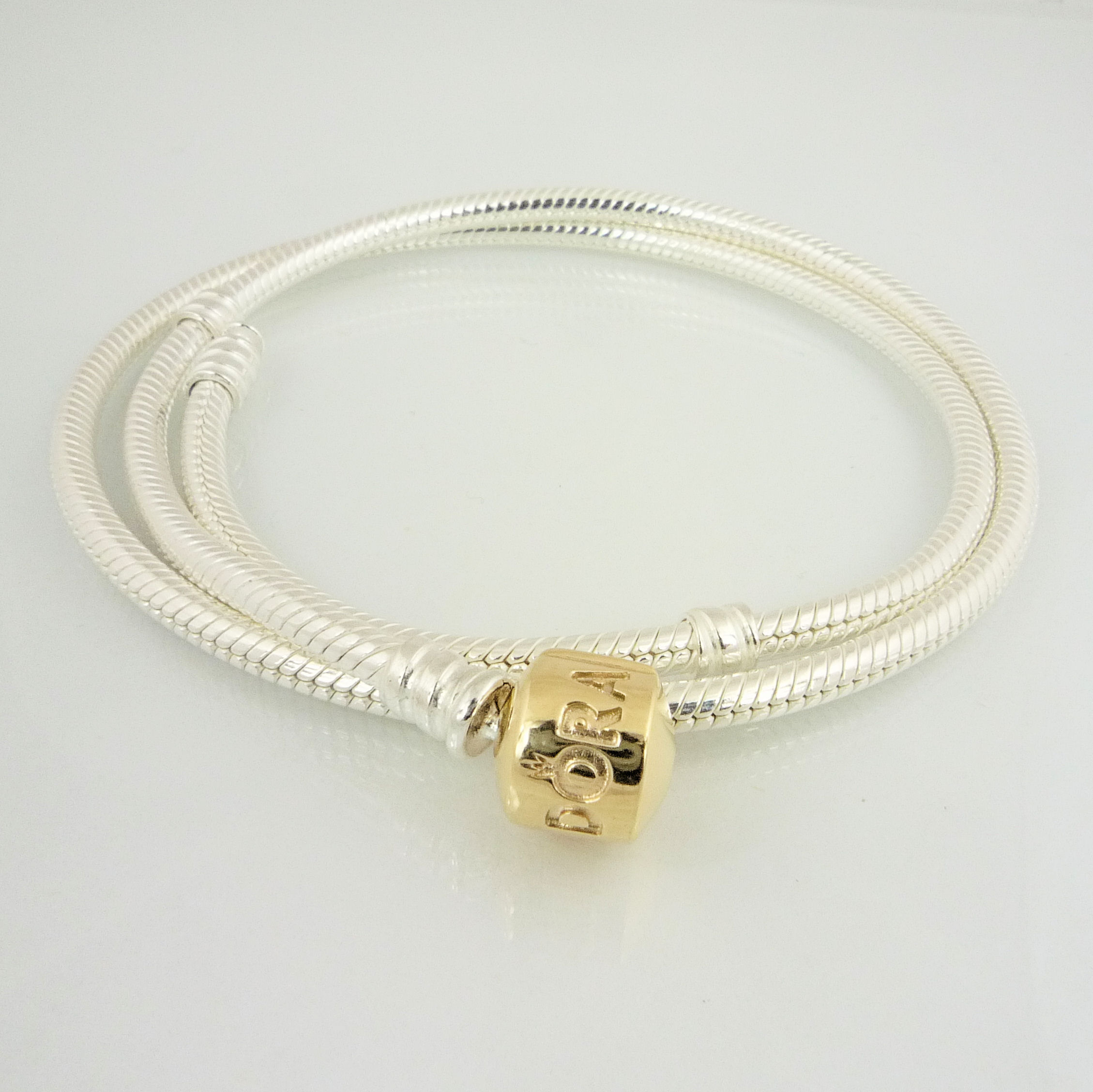 Pandora Silver Necklace 50cm