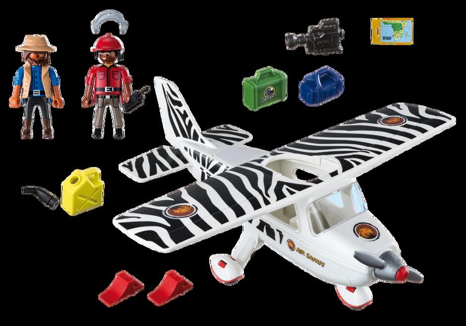 Playmobil 6938 Safari Plane