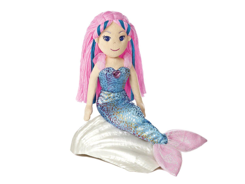 Aurora World 18 pouces Sea Sparkles Sirène Nixie