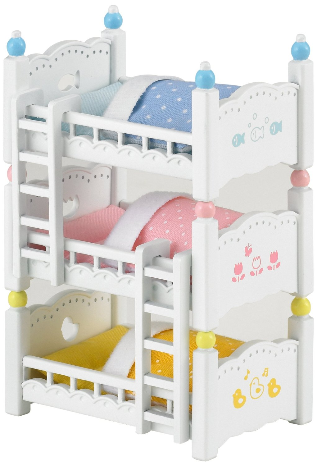 Picture of: Beds Not For Sale Sylvanian Families Bedding Set Handmade For Sylvanian Families Bunk Beds Gamersjo Com