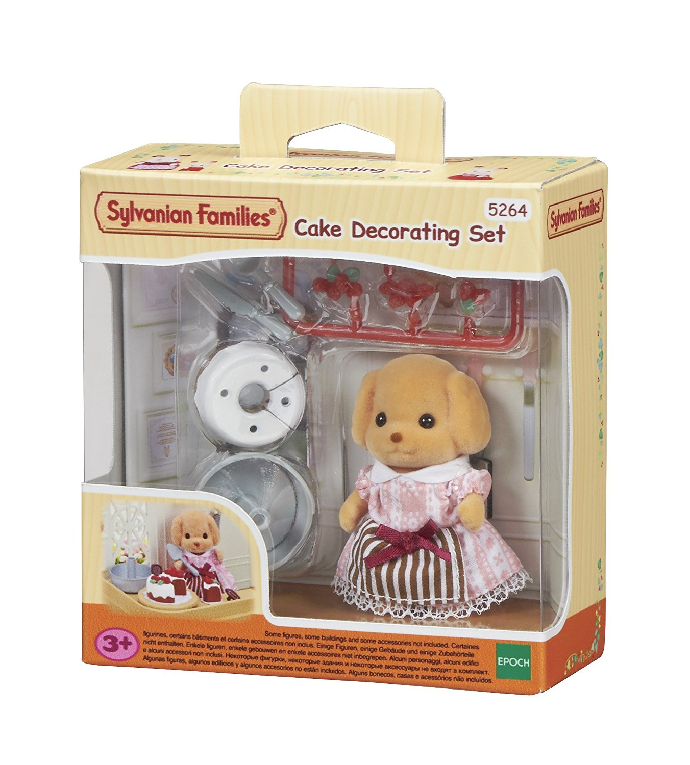 Sylvanian Families Cake Decorating Set eBay