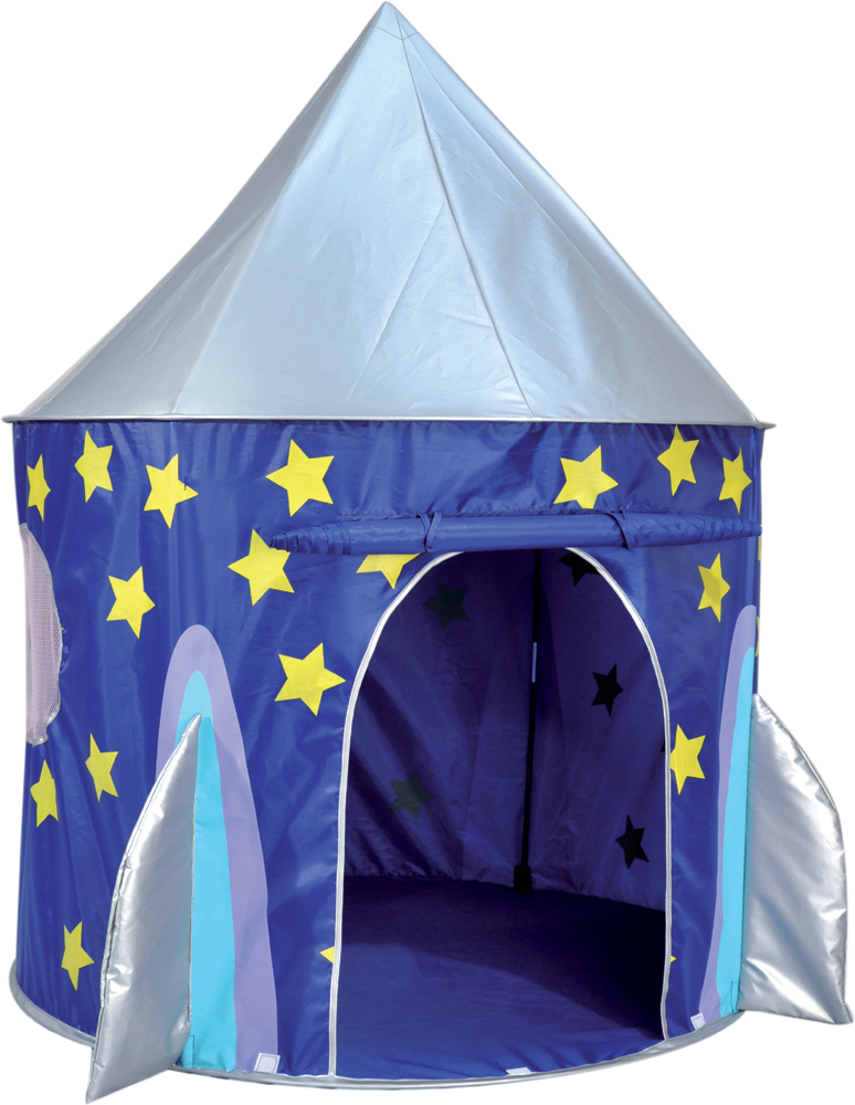 Spirit of Air Kids Kingdom Pop Up Space Rocket Play Tent  sc 1 st  eBay : pop up tent play - memphite.com