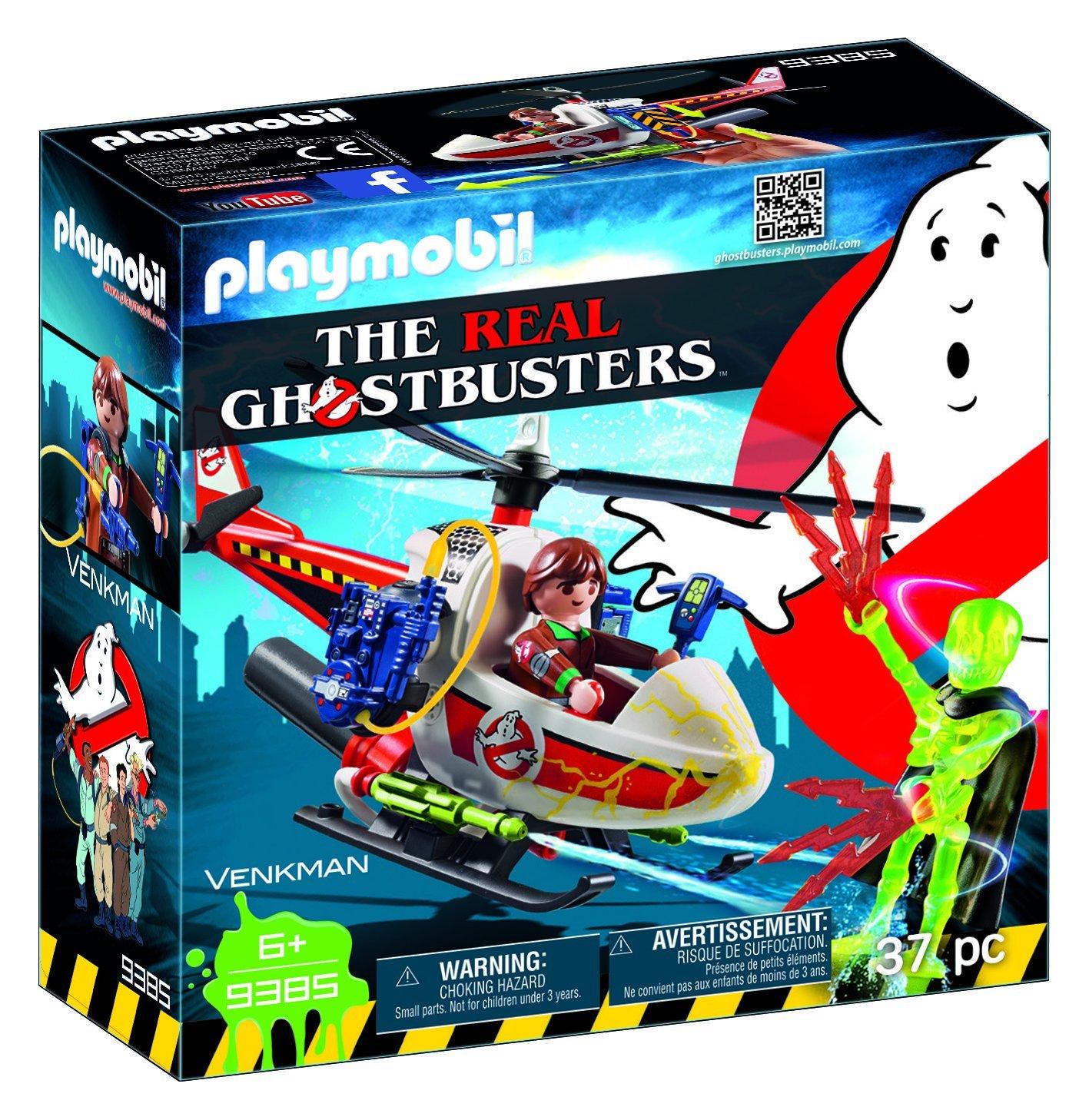 Playmobil 9387 Ghostbusters Jetski Multi