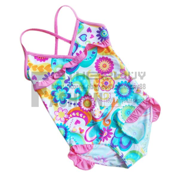 Girls Tankini Swimsuit Size 6