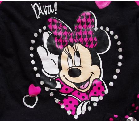 Girls Kids Fancy Minnie Mouse Dress Up Costume Party Outfit Skirt Size 2T 3T 4T