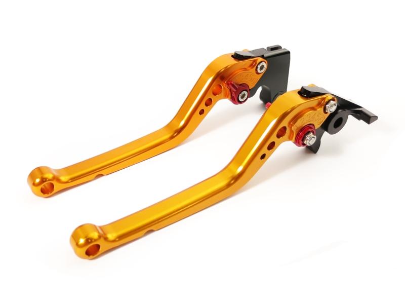 MMS-da-Corsa-Lunga-Gold-CNC-Leva-per-Aprilia-RSV-MILLE-R-1290-Super-Duke-R-GT