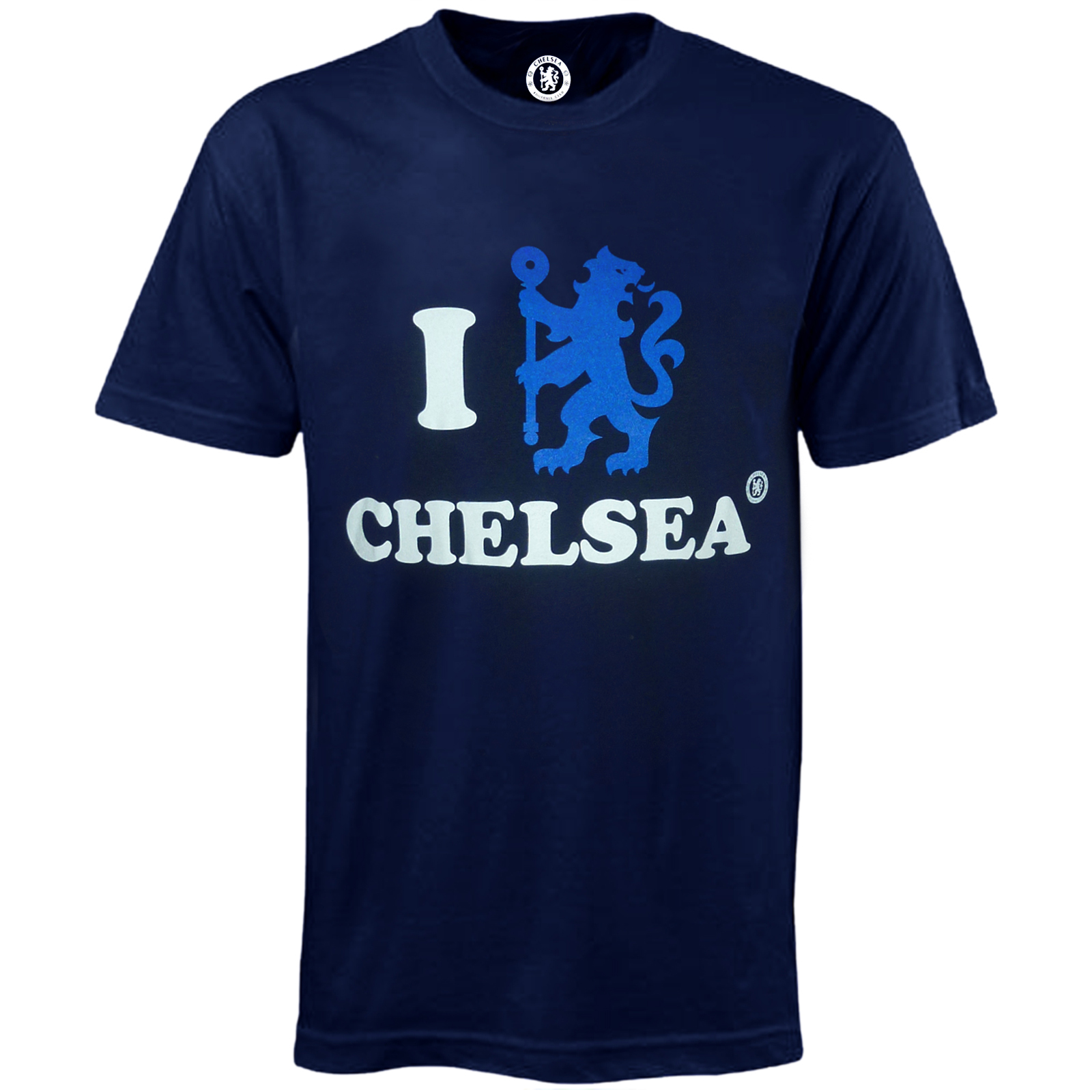 Chelsea Football Club Official Soccer Gift 'I Love Chelsea ...