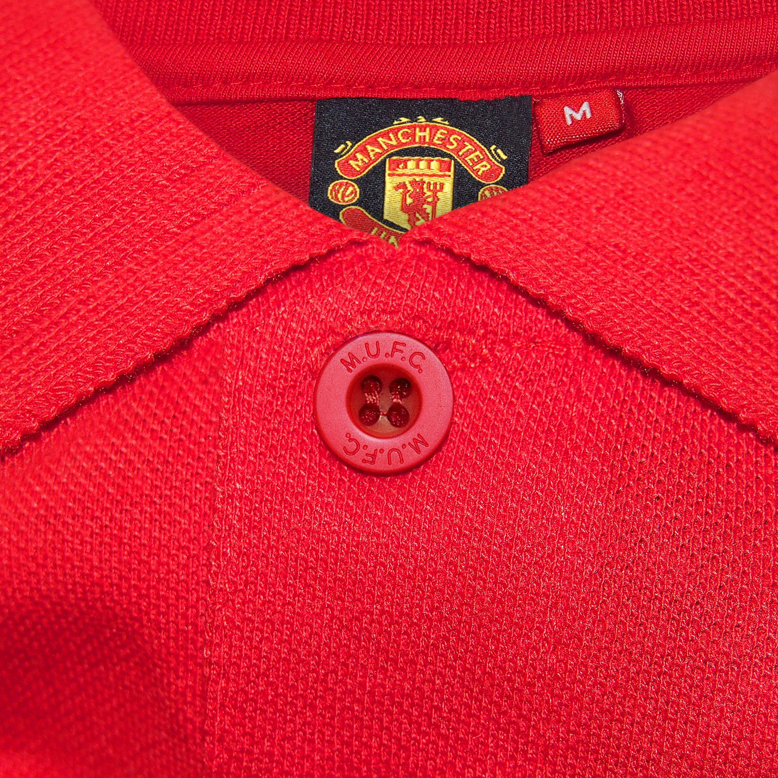Manchester United FC Official Football Polo Shirt Gift Mens XL