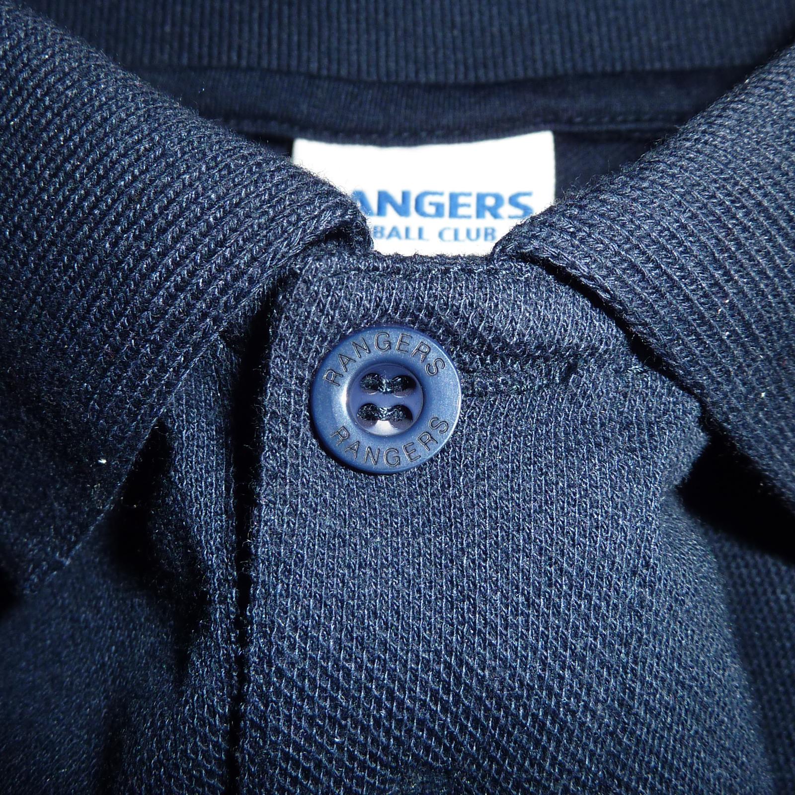 Rangers-FC-Polo-oficial-para-hombre-Con-el-escudo-del-club