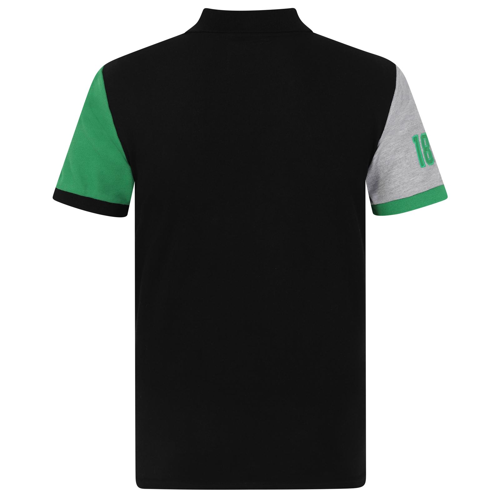 b9202de86 Celtic FC Official Football Gift Mens Crest Polo Shirt