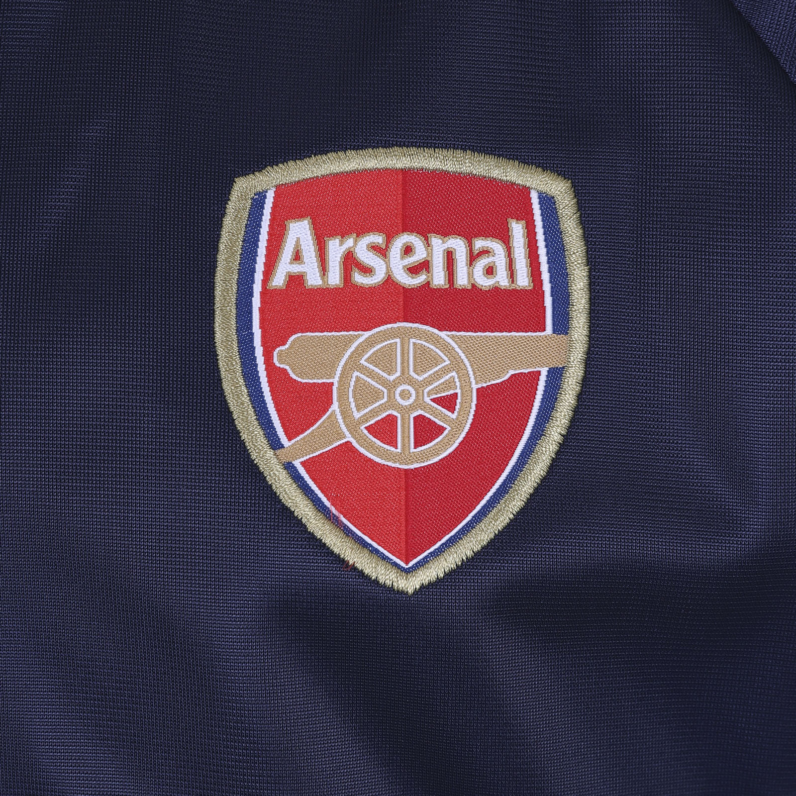 Arsenal-FC-Official-Football-Gift-Mens-Retro-Track-Top-Jacket 縮圖 4