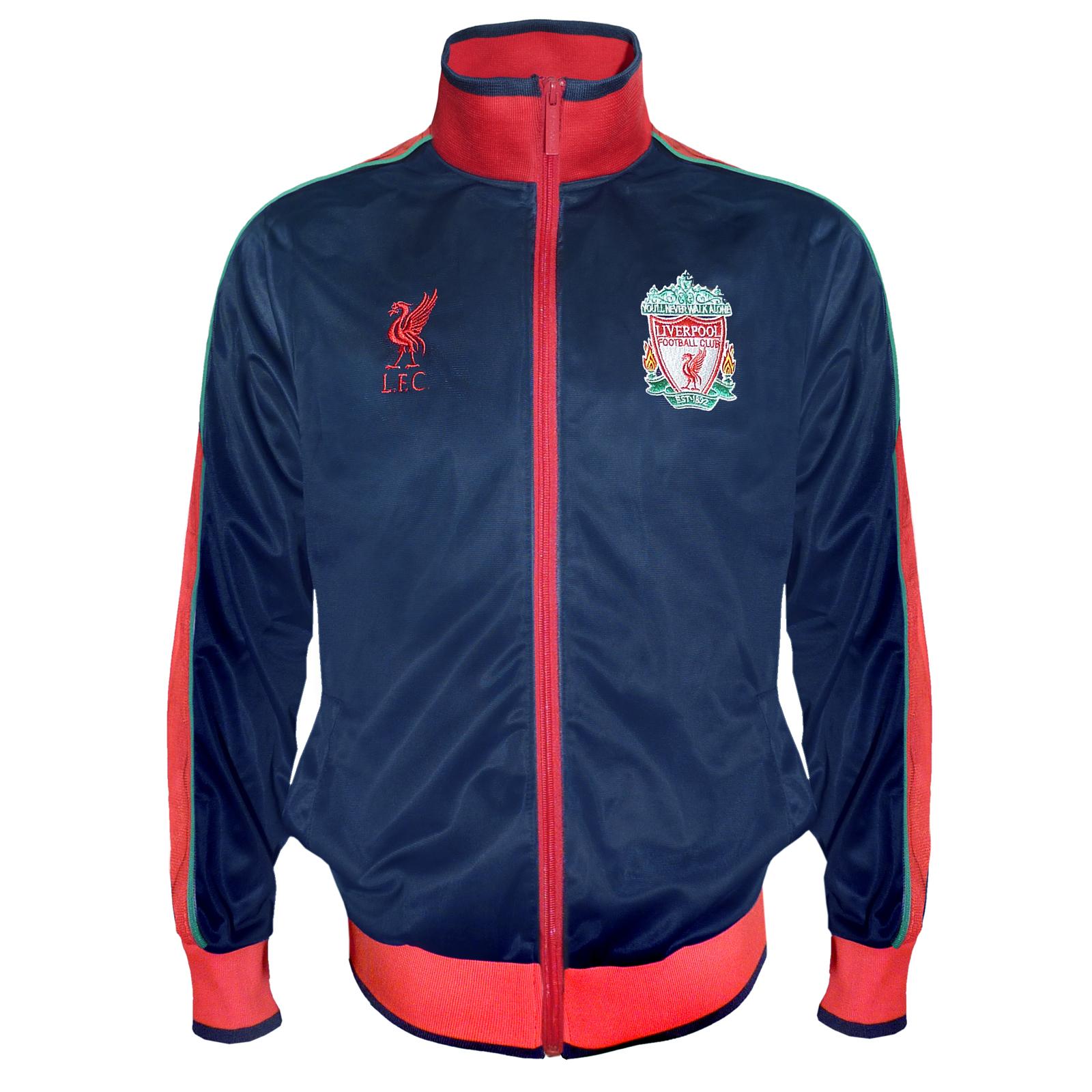 Liverpool Football Club Official Soccer Gift Mens Retro