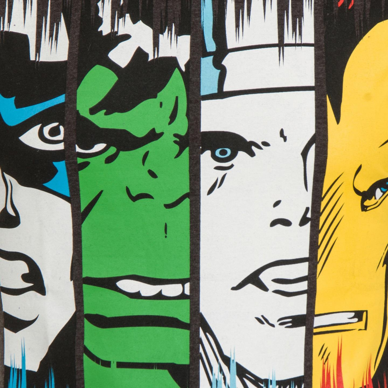 Marvel-Comics-Official-Gift-Boys-Kids-Character-T-Shirt-Hulk-Iron-Man-Thor thumbnail 3