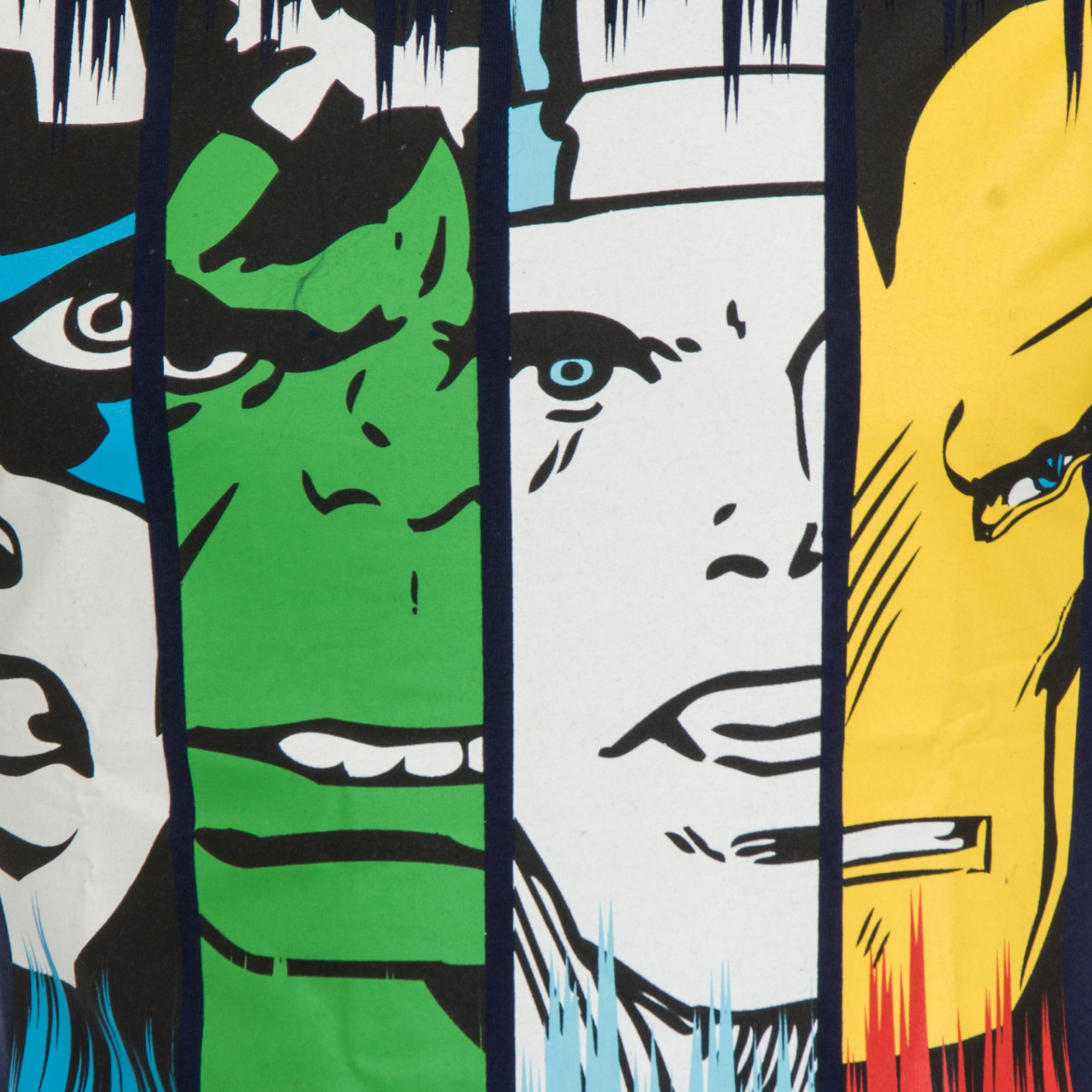 Marvel-Comics-Official-Gift-Boys-Kids-Character-T-Shirt-Hulk-Iron-Man-Thor thumbnail 10