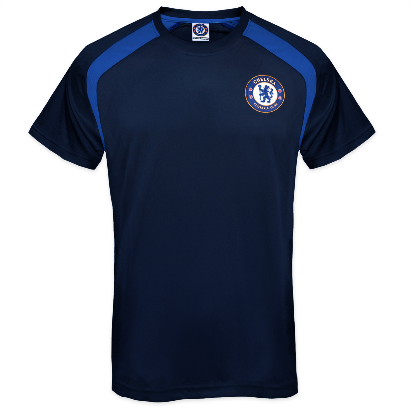 Chelsea Football Club Official Soccer Gift Mens Poly ...