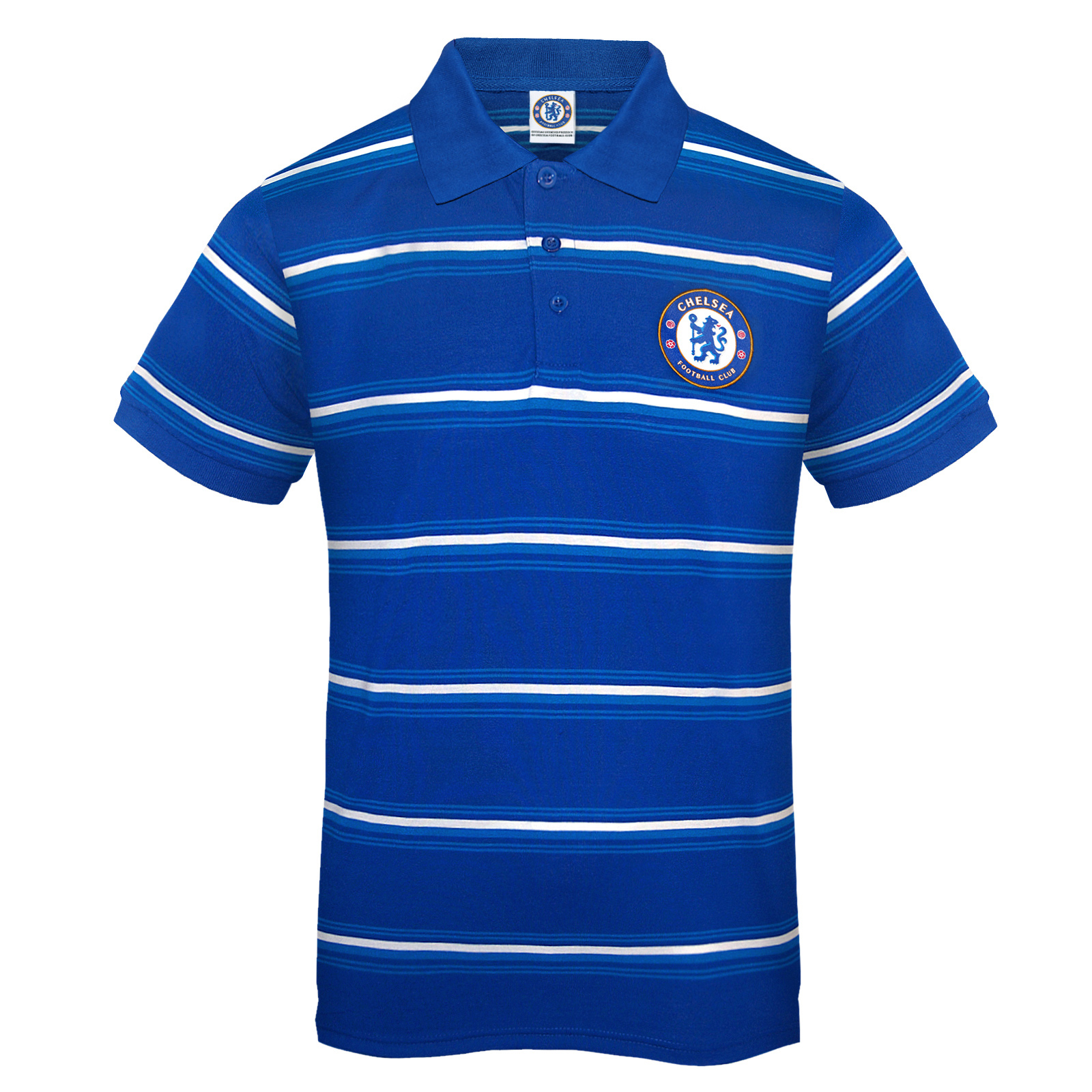 Chelsea Football Club Official Soccer Gift Mens Striped