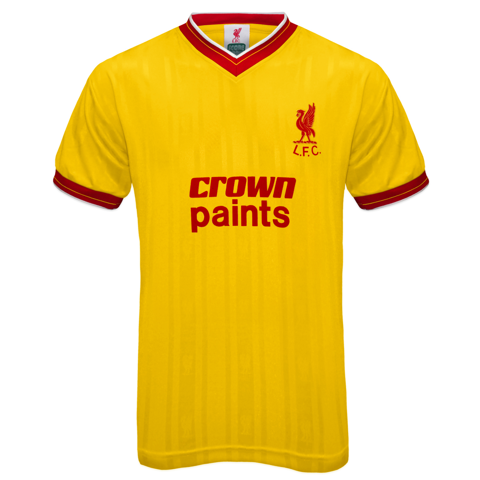 Liverpool-FC-Official-Soccer-Gift-Mens-1986-Retro-Home-amp-Away-Kit-Shirt