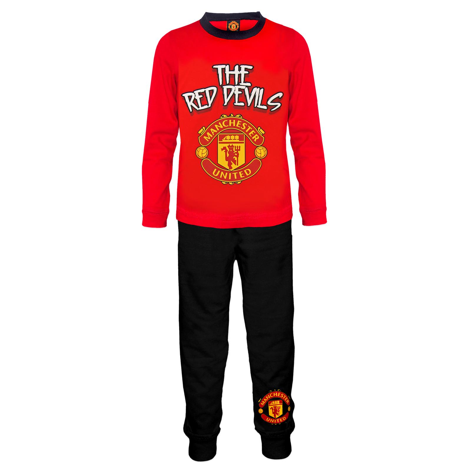 Gar/çon rouge Red - Ensemble de pyjama Manches Longues West Ham United F.C