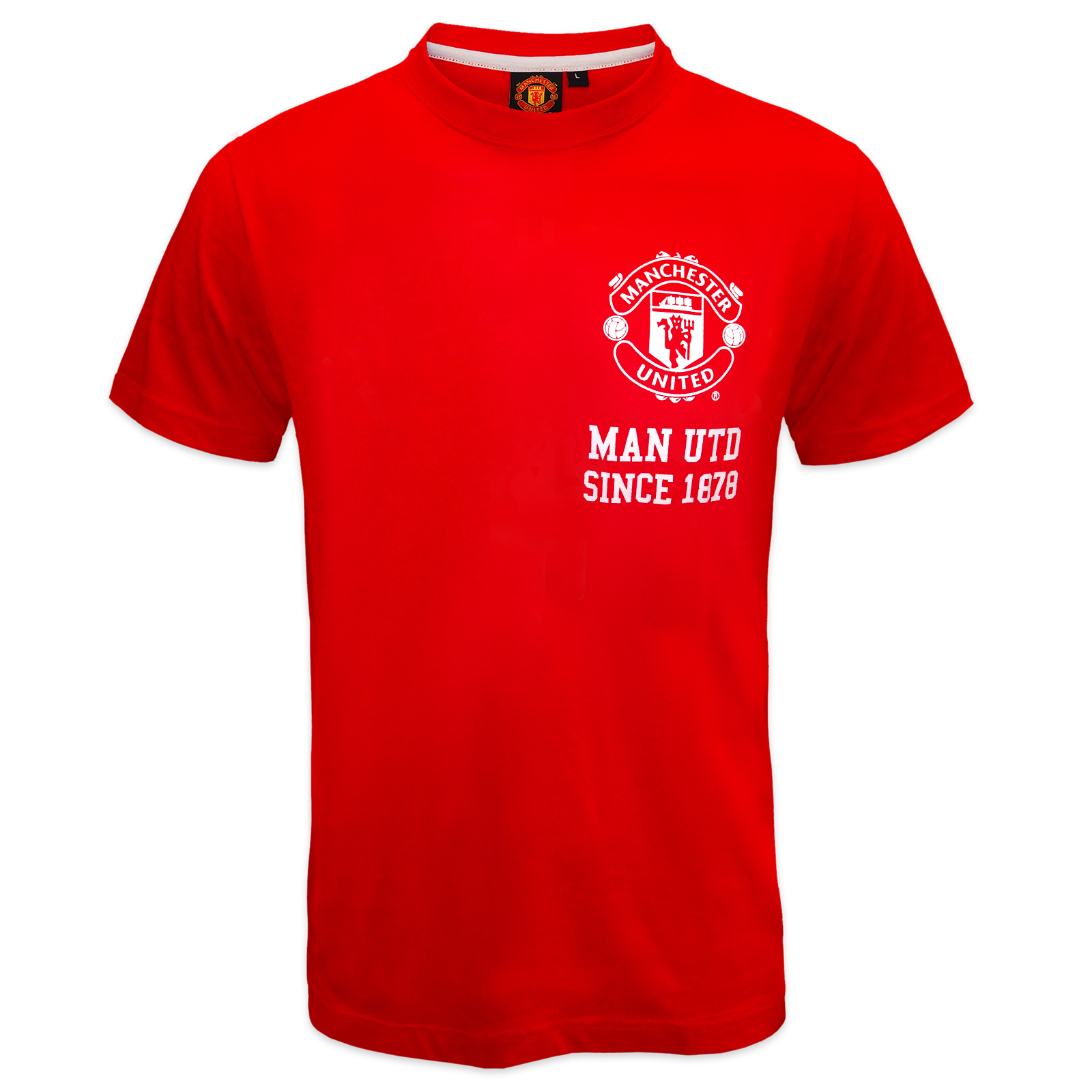 Manchester United Football Club Official Soccer Gift Mens ...
