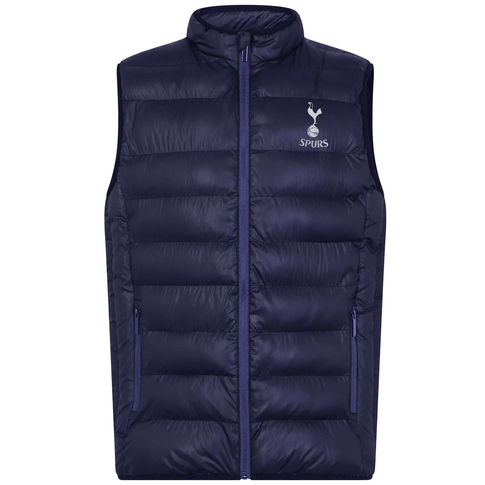 Chaleco acolchado oficial Para hombre Tottenham Hotspur FC