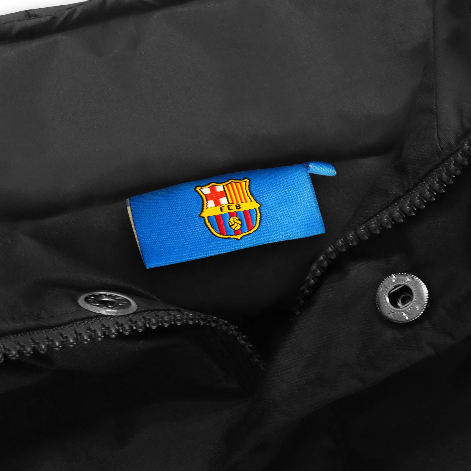 FC-Barcelona-officiel-Gilet-rembourre-sans-manches-theme-football-garcon