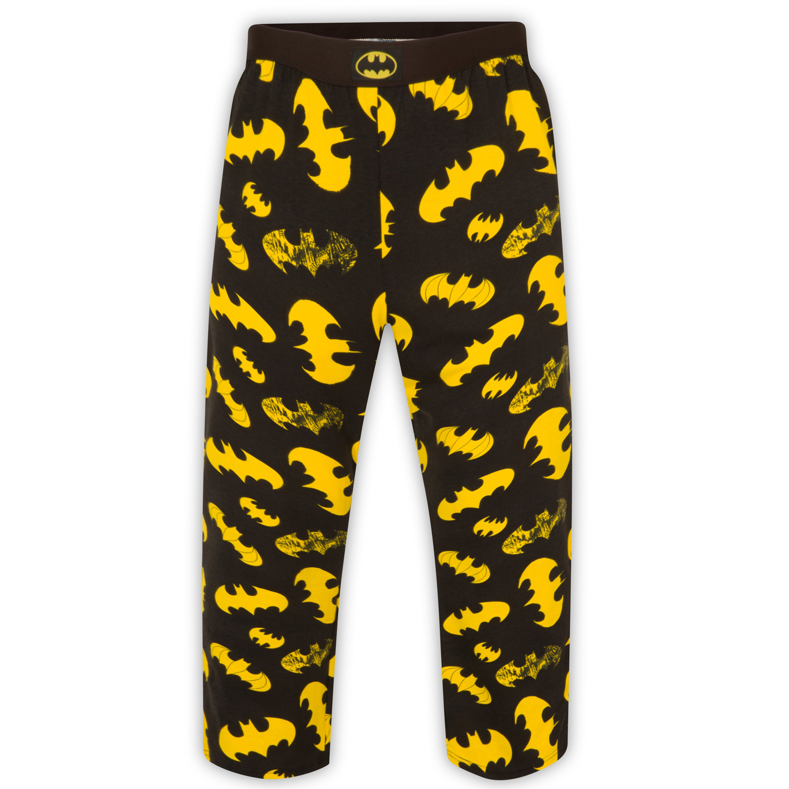 dc comics officiel pantalon confort de pyjama batman superman homme ebay. Black Bedroom Furniture Sets. Home Design Ideas