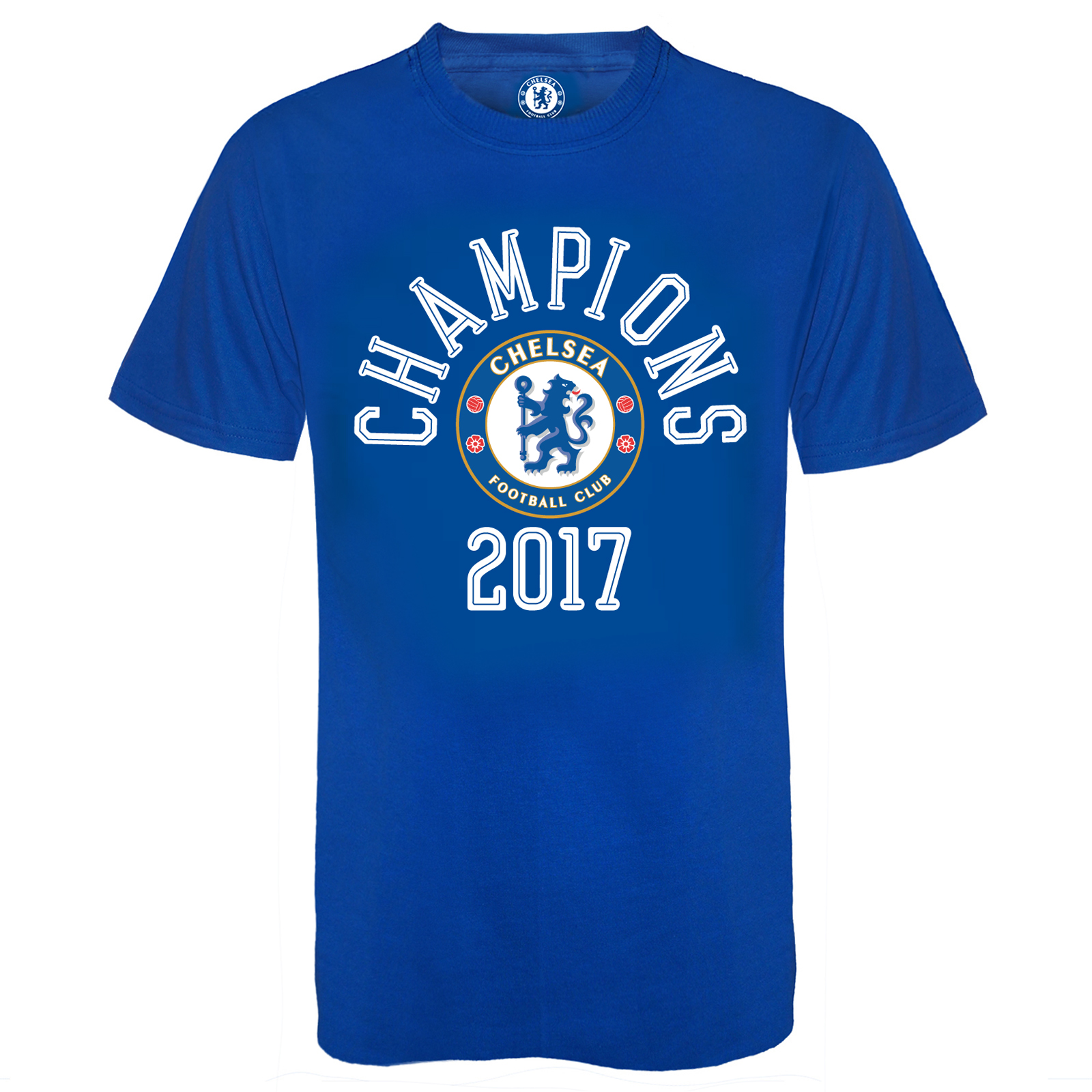 CZ0667 Official adidas Chelsea 2016//17 Premier League Champions Men/'s T-Shirt