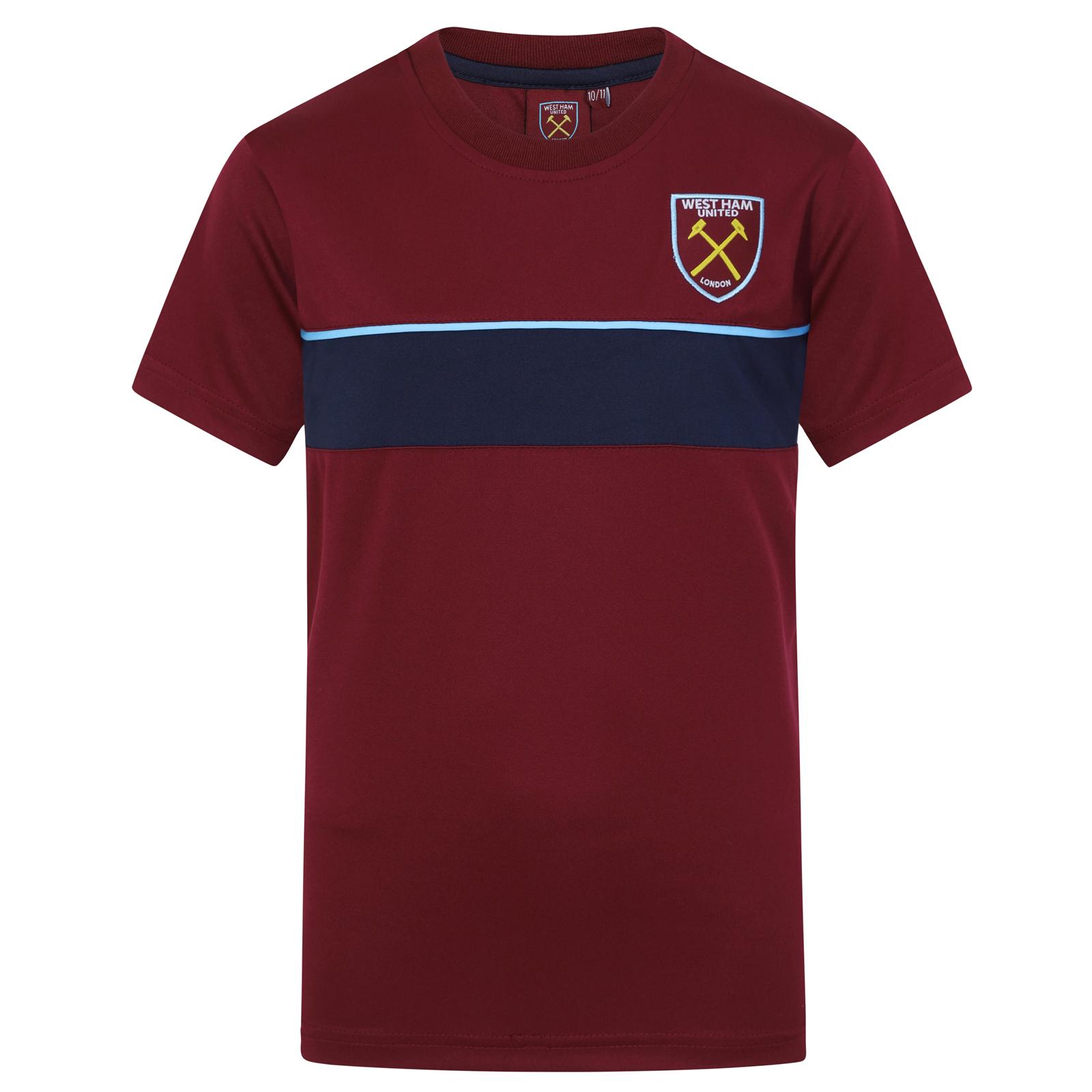 West Ham United Squadra Di Football Calcio Set regalo con scatola taglia 3