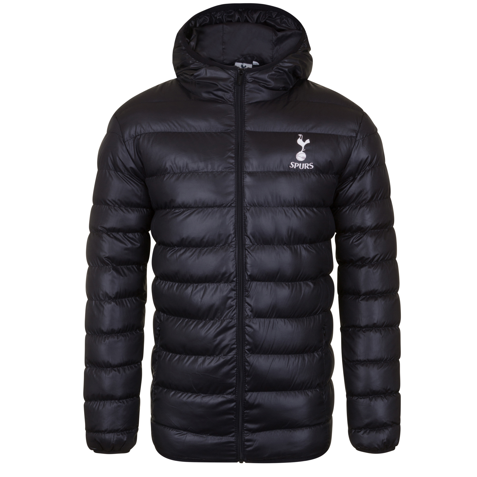 Tottenham Hotspur FC Official Football Gift Mens Quilted