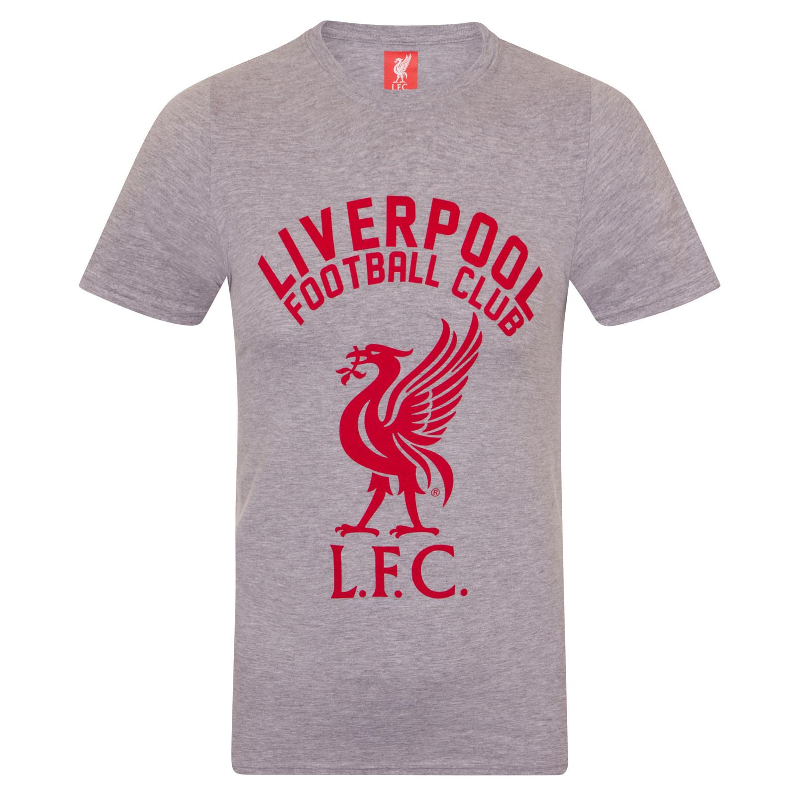 Liverpool-FC-officiel-T-shirt-theme-football-motif-graphique-homme