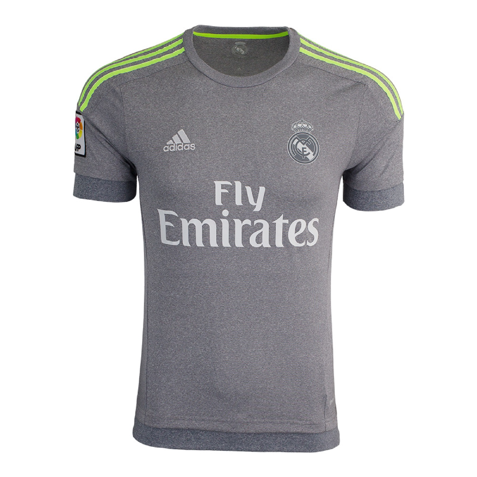 cec5e6c51 Real Madrid Official Football Gift Mens Adidas Away Kit Short Sleeve ...