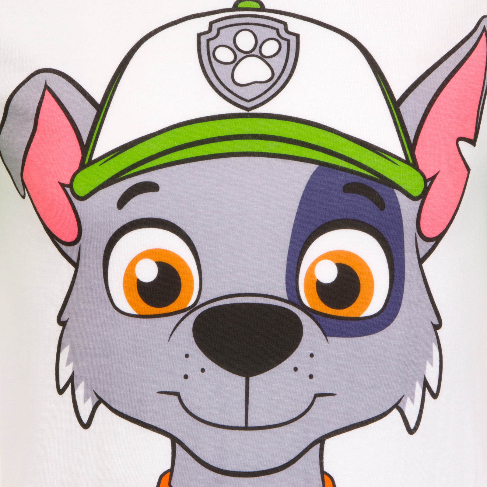 Details About Paw Patrol Official Gift Boys Kids Character T Shirt Rocky Chase Rubble Skye