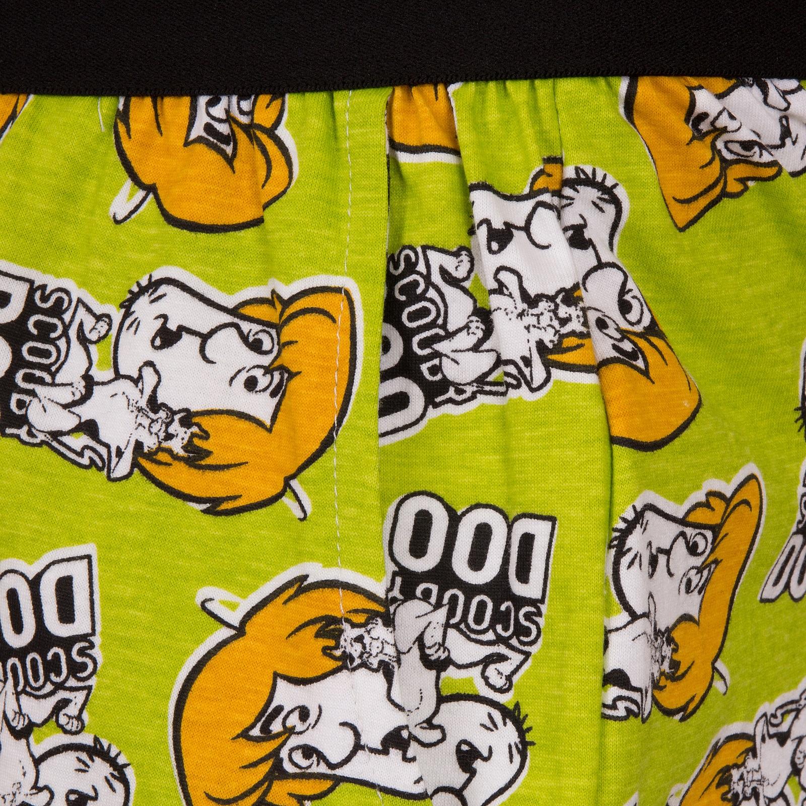 The Flintstones Fred Flintstone Official Mens Loungewear Retro Short Pyjamas