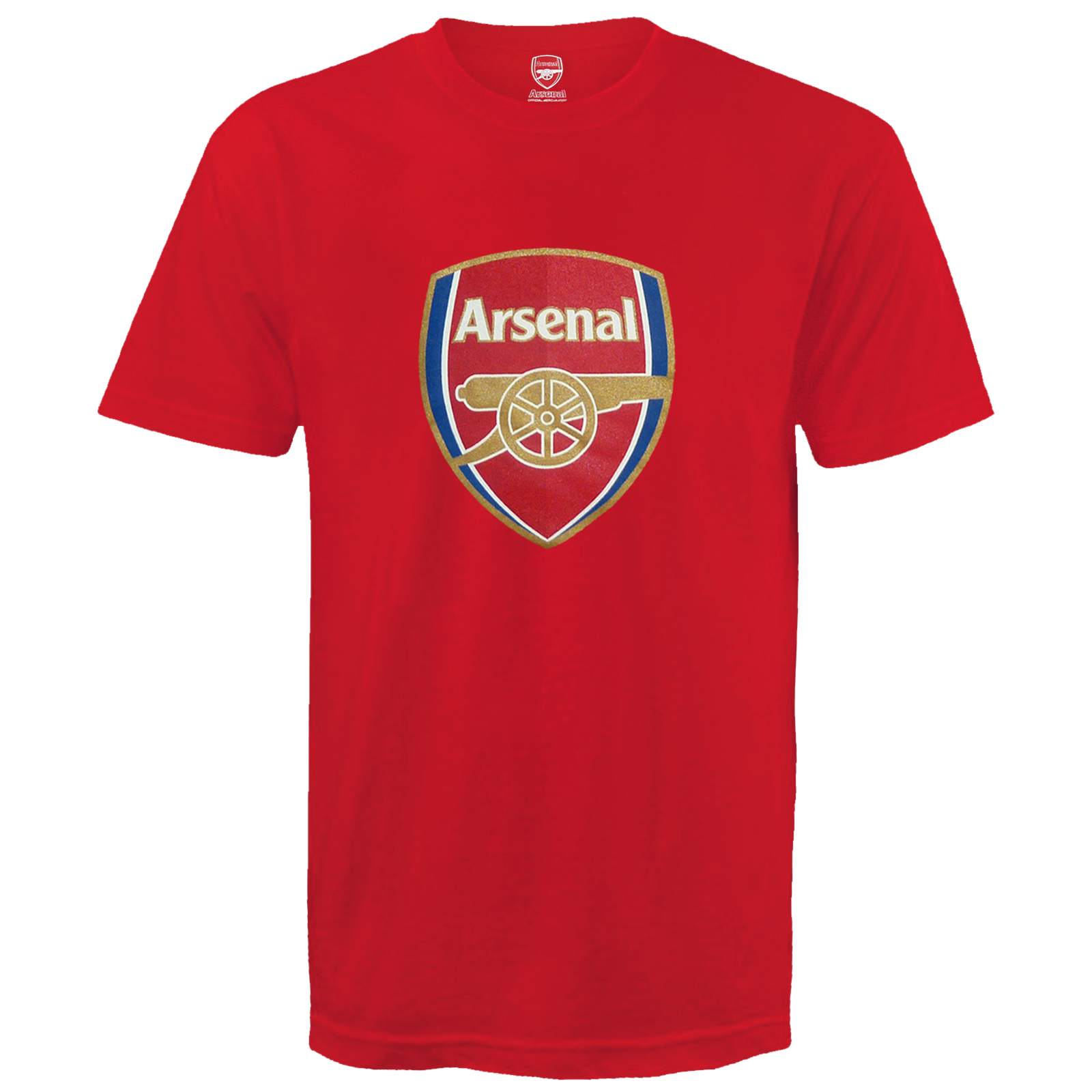 Arsenal-FC-Official-Football-Gift-Mens-Crest-T-Shirt