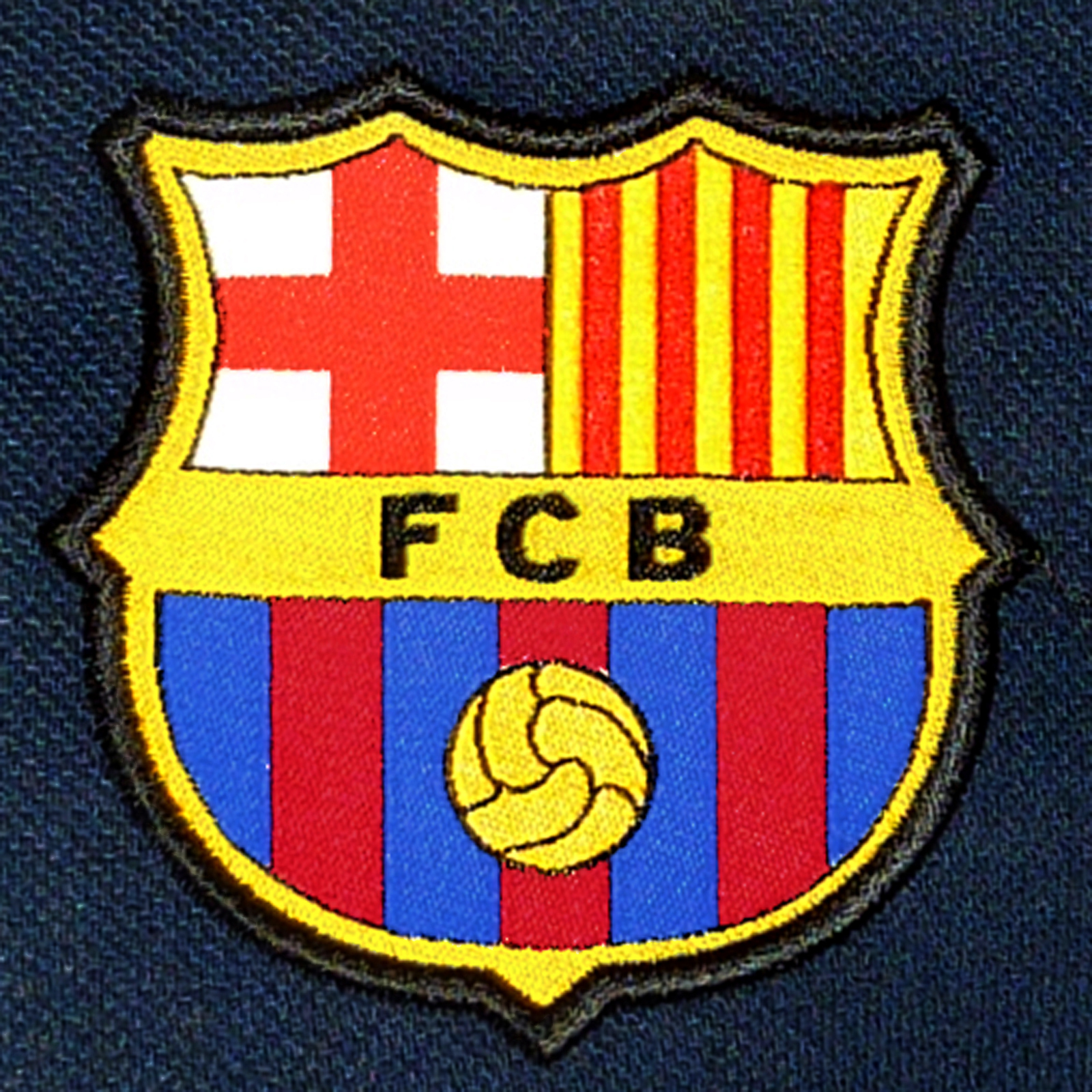 FC Barcelona Official Football Soccer Gift Mens Crest Polo Shirt ...