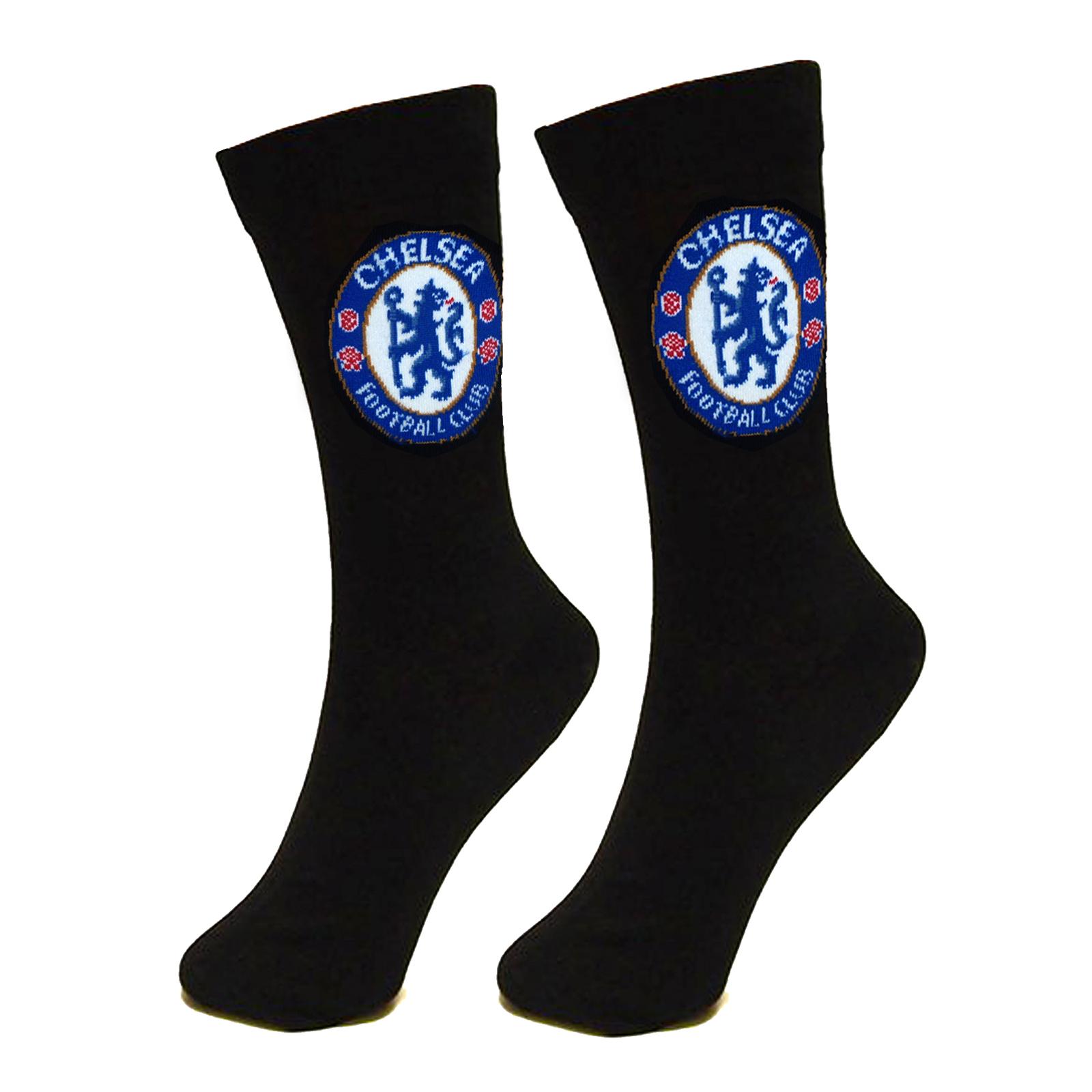 Official Men/'s Football Socks Chelsea Liverpool Gift Stocking Filler