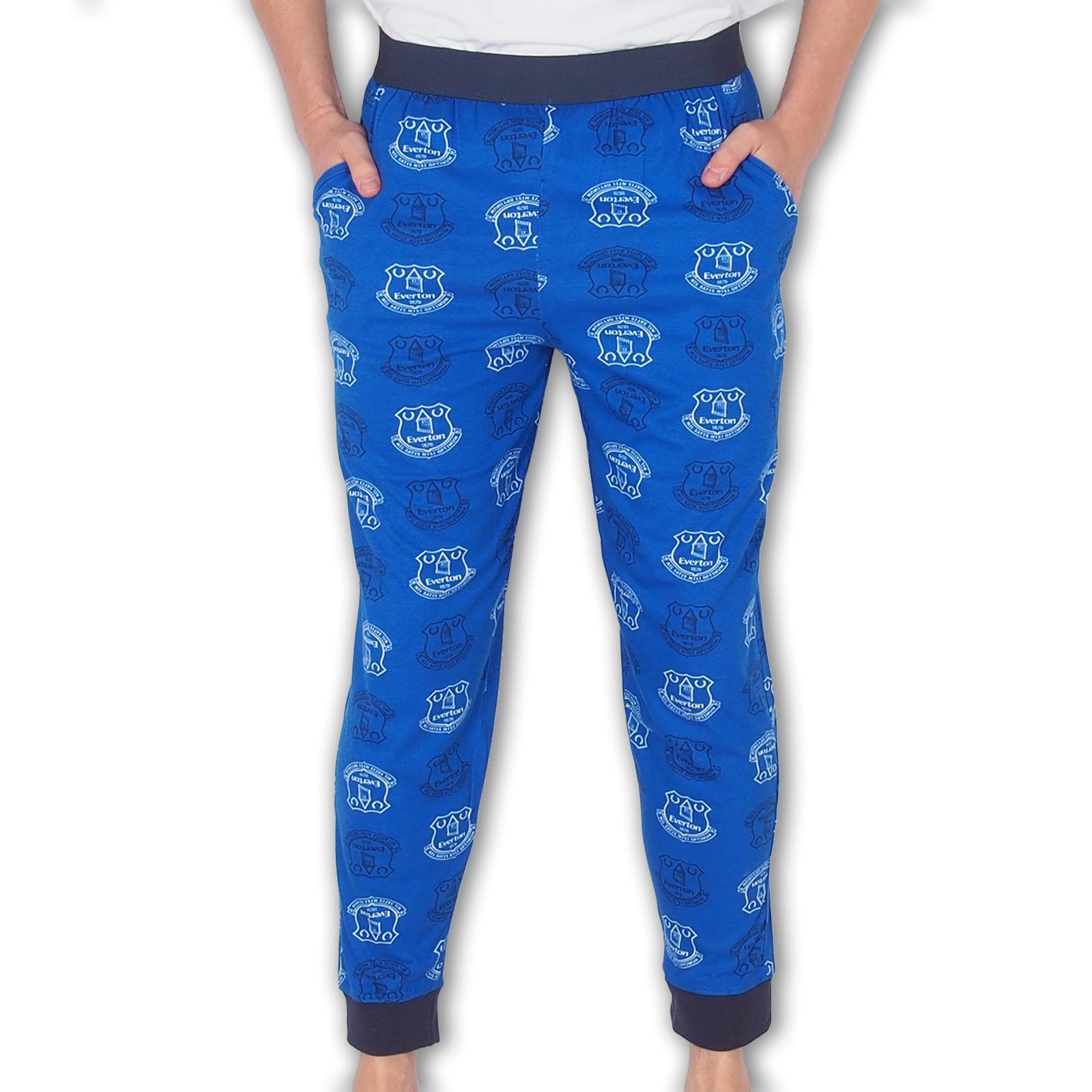 Tottenham Hotspur FC Official Football Gift Mens Lounge Pants Pyjama Bottoms