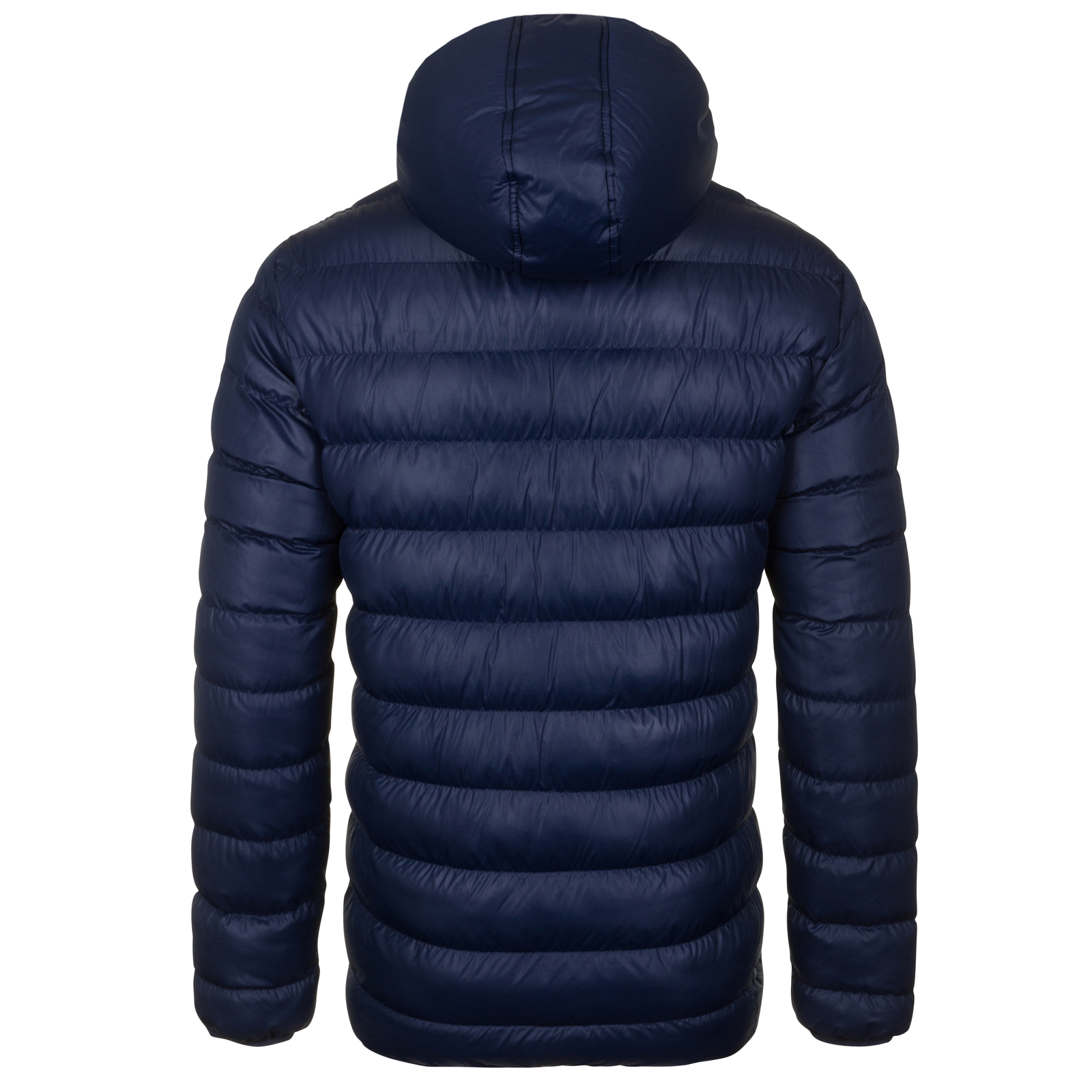 Details about FC Barcelona Official Football Gift Mens Quilted Hooded  Winter Jacket c0be98f02477