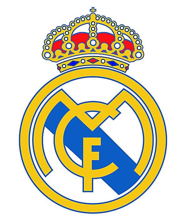 Real Madrid Official Football Gift Mens Retro Varsity Baseball Jacket