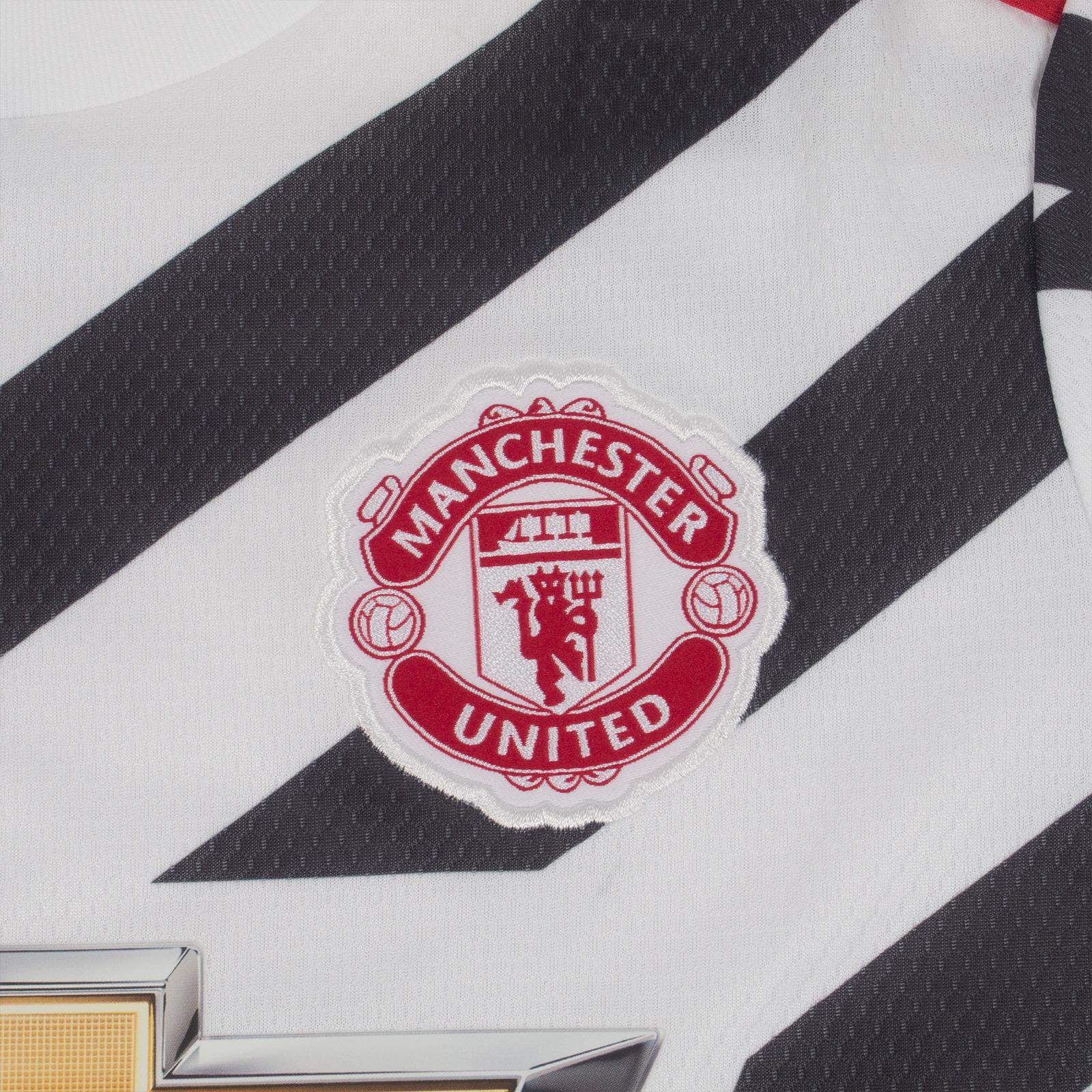 Manchester United FC Third Shirt 2020 / 2021 Boys ...